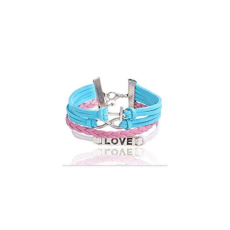 """ODINĖ APYRANKĖ """"LOVE XI"""""""