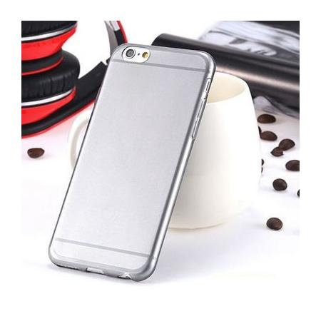 """IPhone 6S  """"Skaidrus juodas"""" telefono dėklas"""