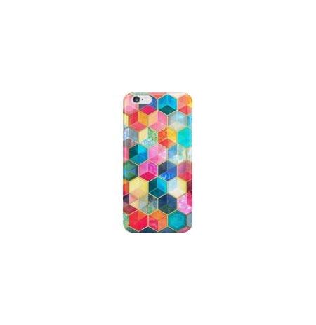 """IPhone 6S  """"Colorful"""" telefono dėklas"""