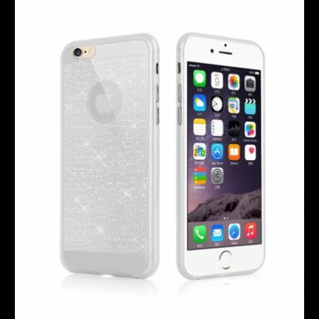 """IPhone 5  """"Skaidrus juodas"""" telefono dėklas"""