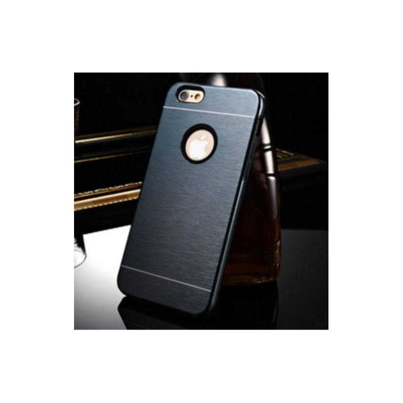 """Phone 6 """"Blue aluminum"""" telefono dėklas"""