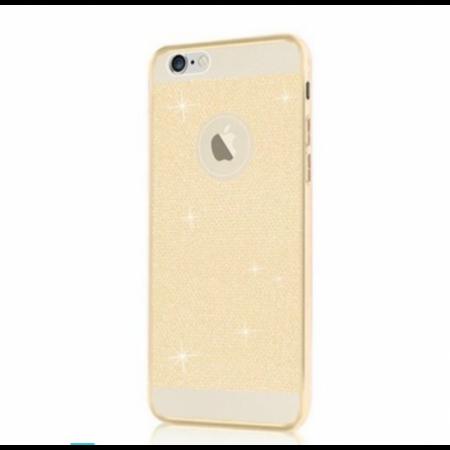 """IPhone 6S  """"Skaidrus geltonas"""" telefono dėklas"""