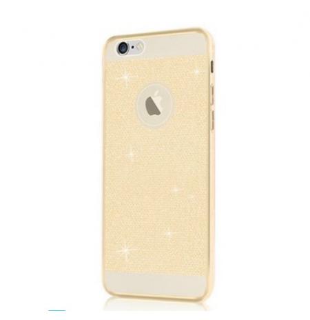 """IPhone 5  """"Skaidrus geltonas"""" telefono dėklas"""