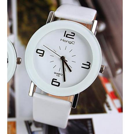 """Laikrodis """"Klasika"""", baltas"""