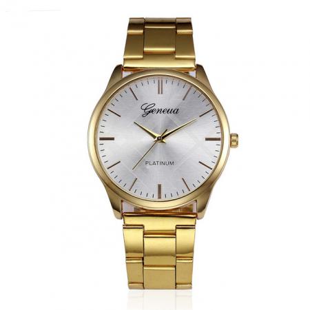 """Laikrodis """"Švytėjimas"""", silver"""