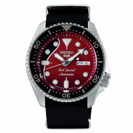 Seiko SRPE83K1 laikrodis