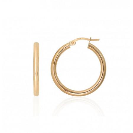 Auksiniai auskarai –žiedai...