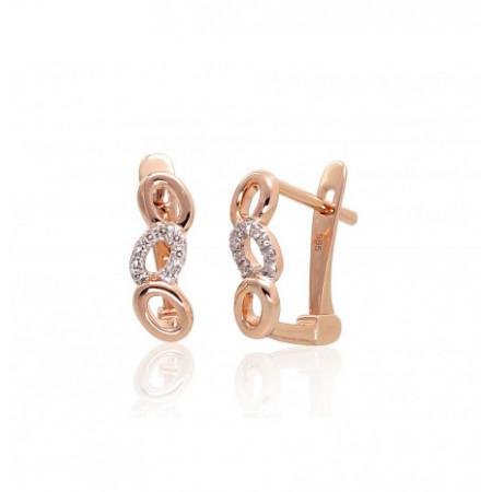Auksiniai auskarai...