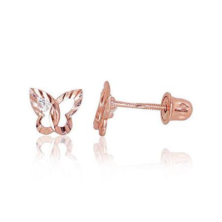 Auksiniai auskarai -...